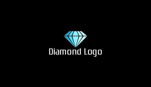 20 Remarkable Diamond Logo Ideas GraphicsBeam 520x300
