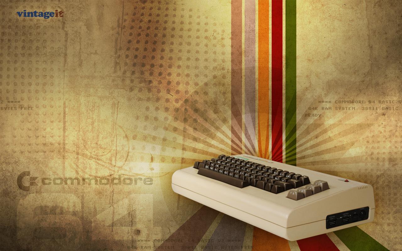 Commodore 64 vintage wallpaper   Desktop HD iPad iPhone 1280x800