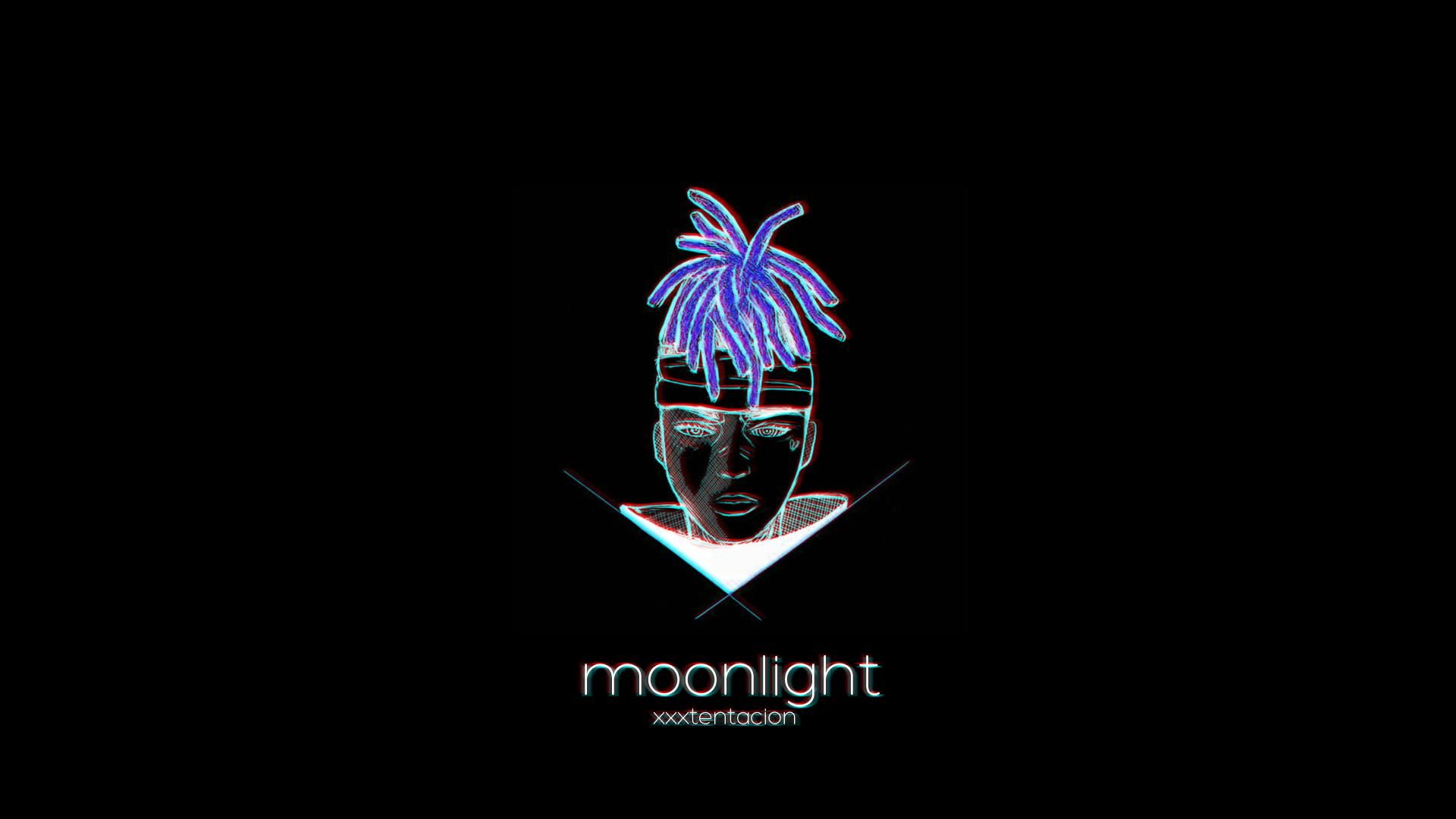 1920x1080 Moonlight Wallpaper XXXTENTACION Places to visit in 1920x1080