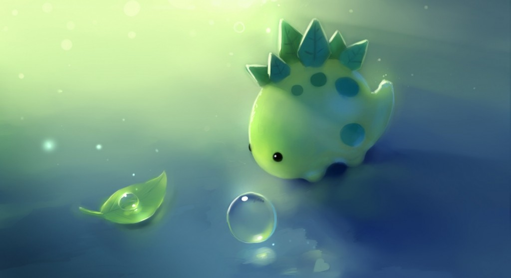 Cute Wallpaper Green Monster 11117 Wallpaper Cool Walldiskpapercom 1024x557