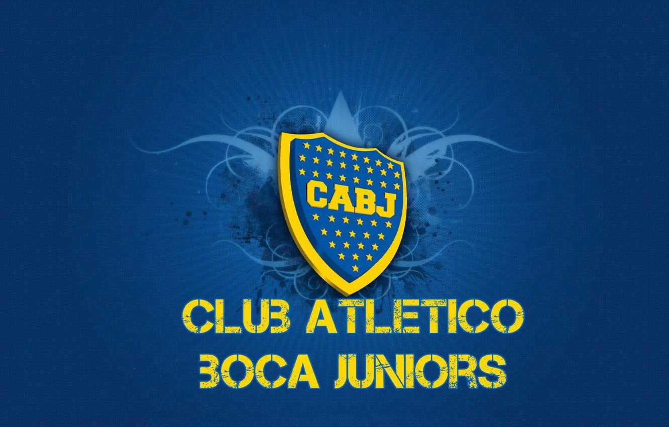 Wallpaper wallpaper sport logo football Club Atletico Boca 1332x850