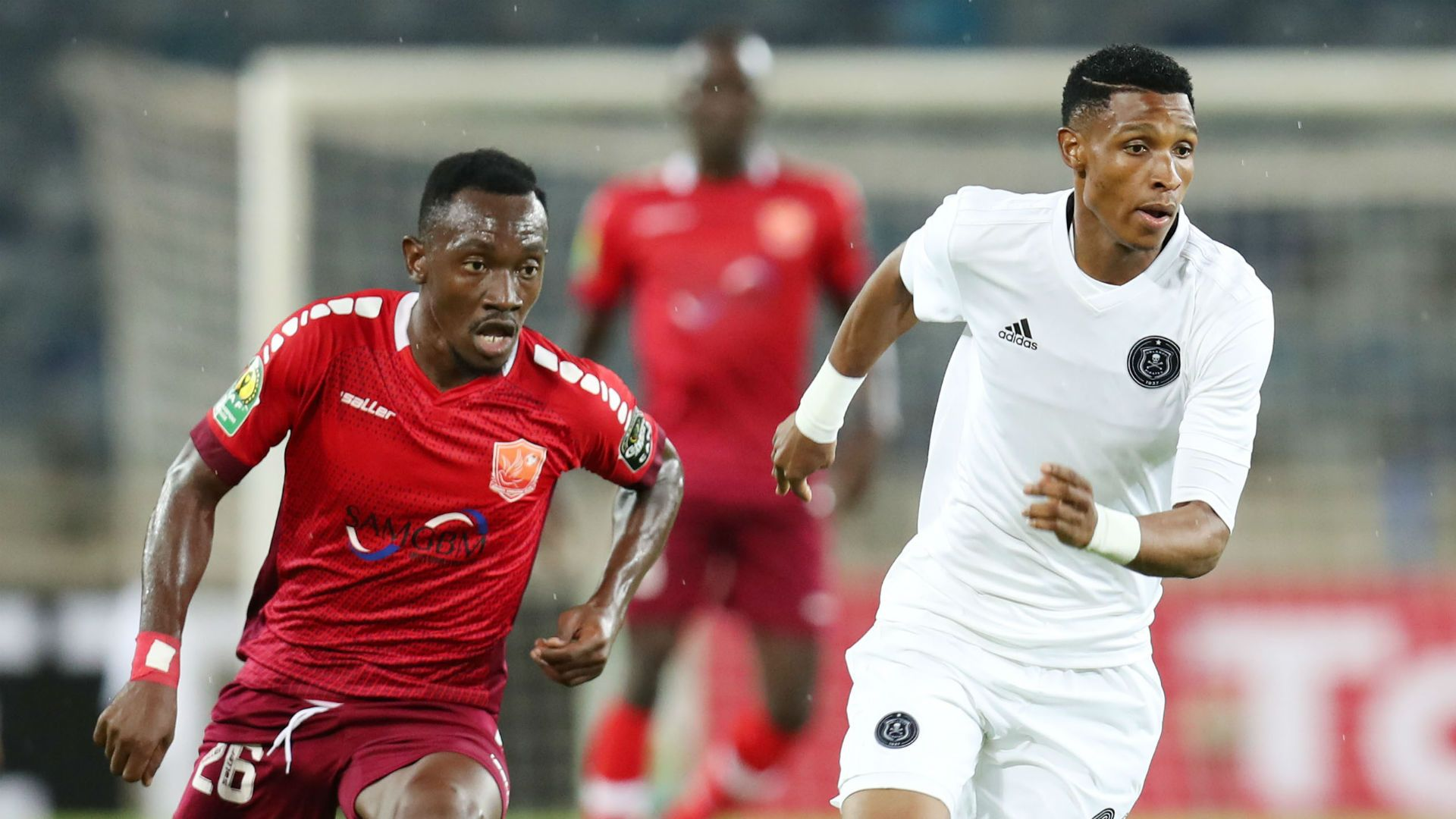 Orlando Pirates winger Vincent Pule to miss Caf Champions League 1920x1080
