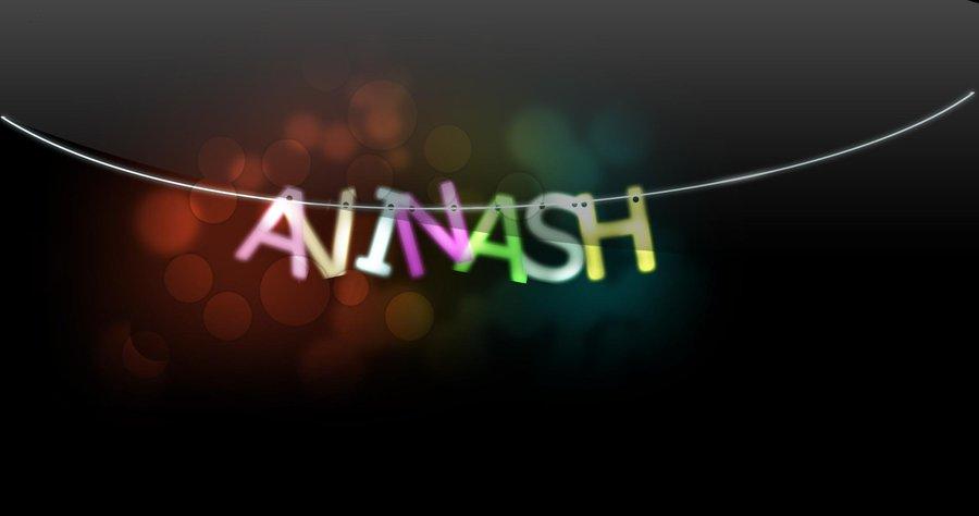 MY NAME AVINASH by akxia 900x474