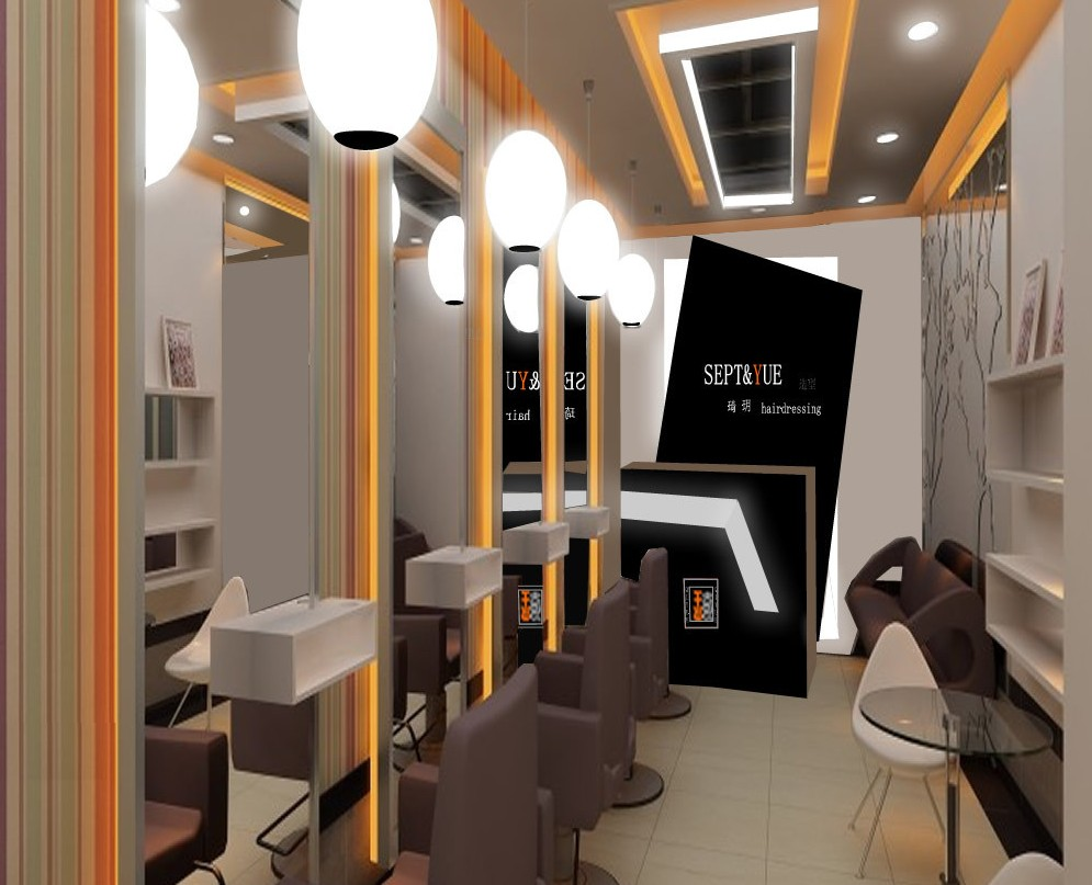 hair salon 3D house 3D house pictures and wallpaper 995x807