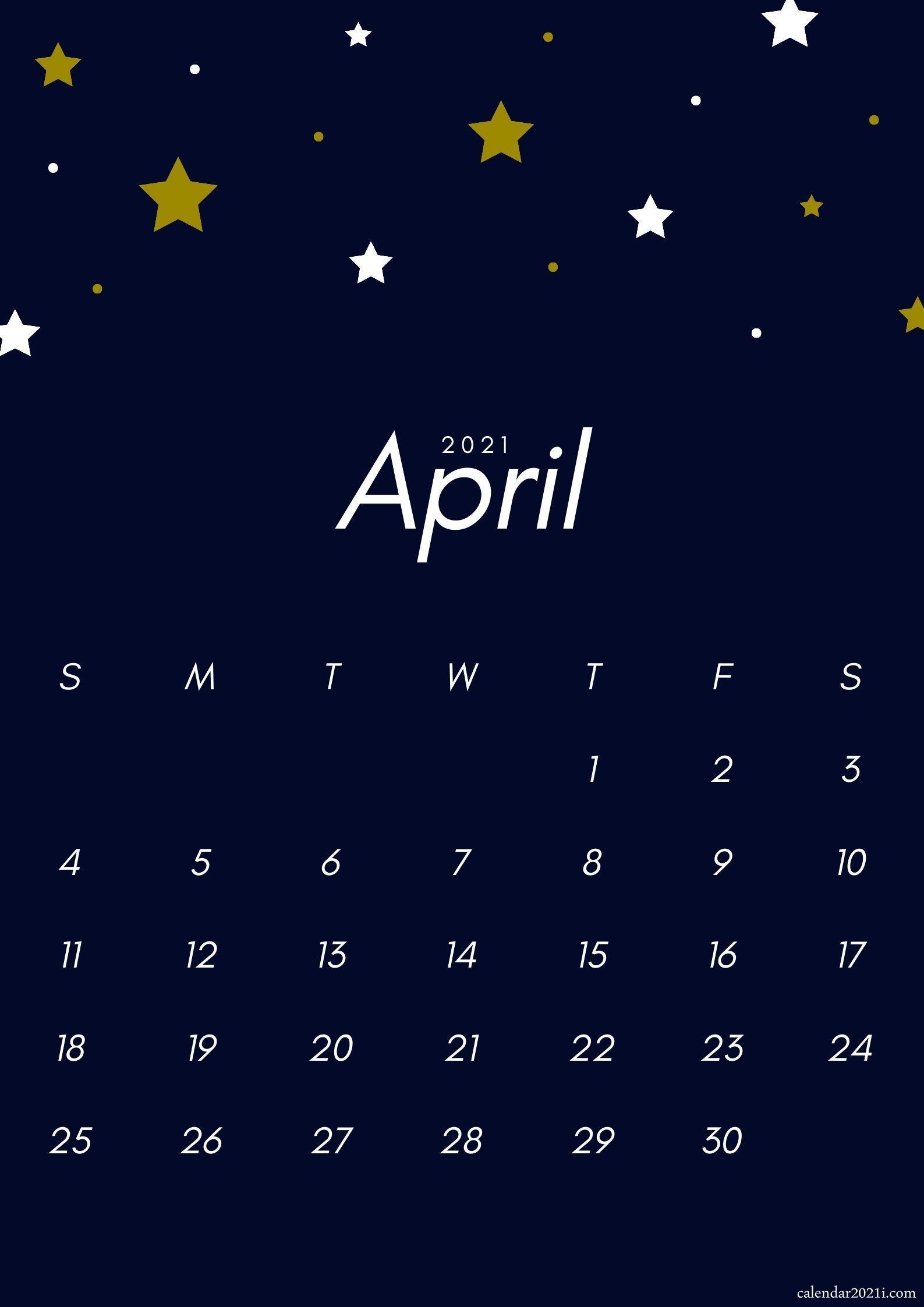 iPhone April 2021 Calendar Wallpaper Download Calendar 1587x2245