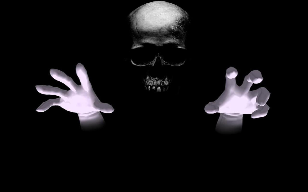 Skull Wallpapers Horror Wallpapers 1280x800