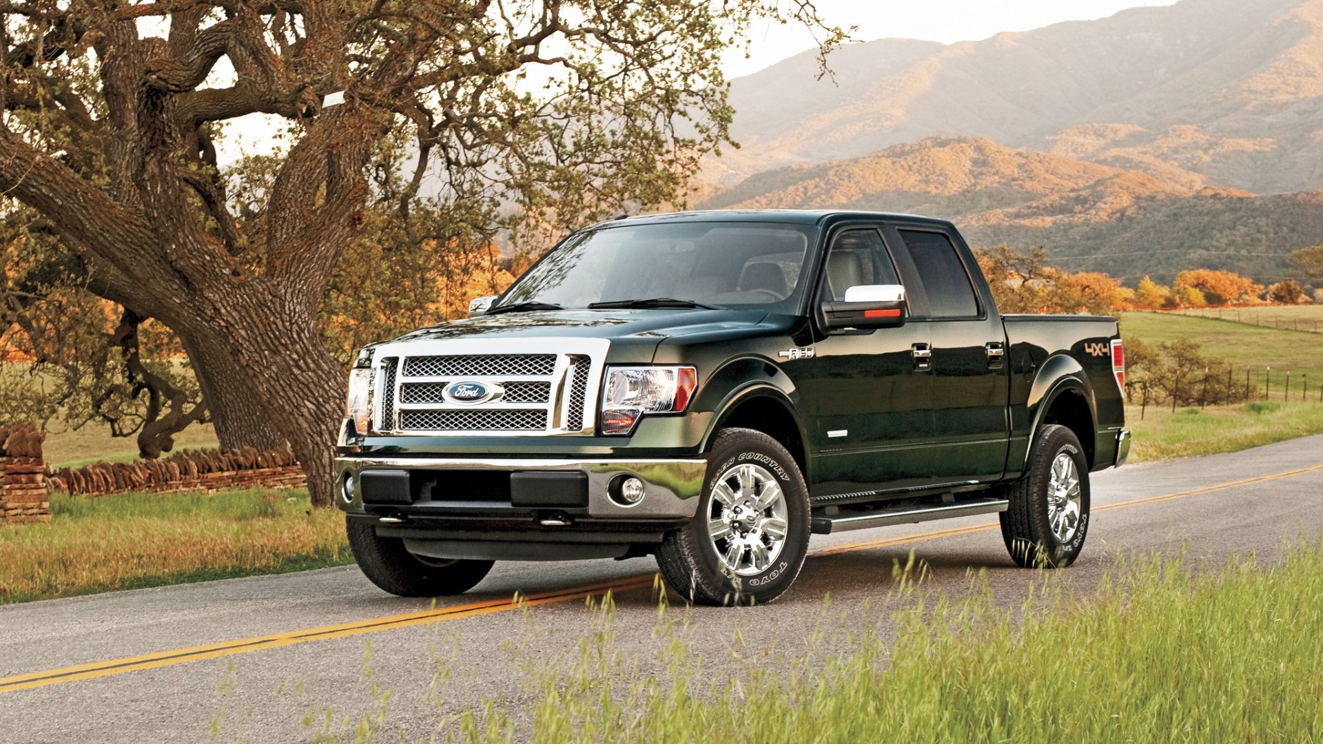 Ford F 150 Pickup Truck HD Desktop Backgrounds Photos Wallpapers 1920x1080