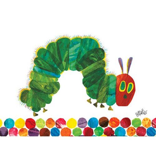Very Hungry Caterpillar Room Decor