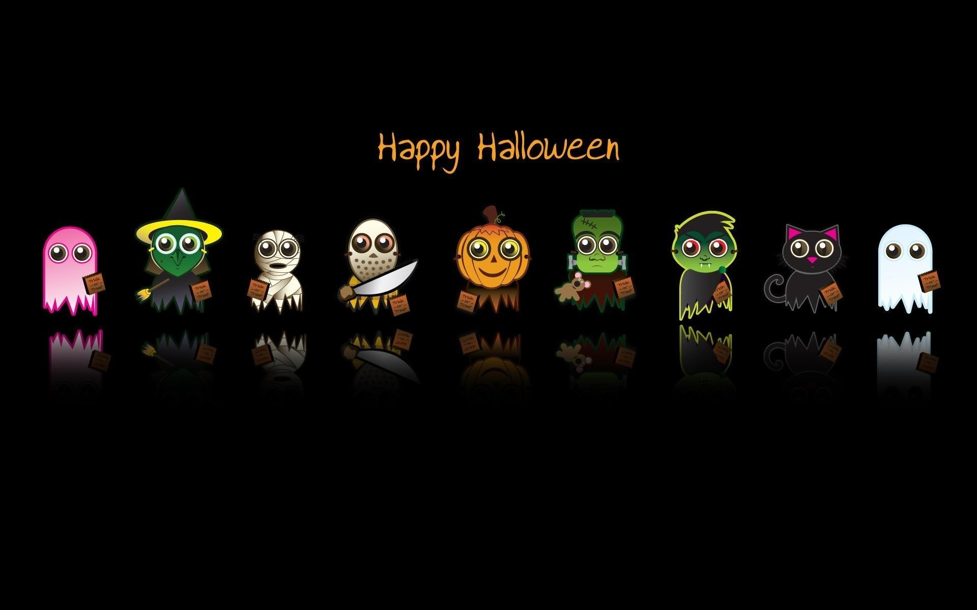 Wallpapers Happy Halloween Backgrounds Happy Halloween HD 1920x1200