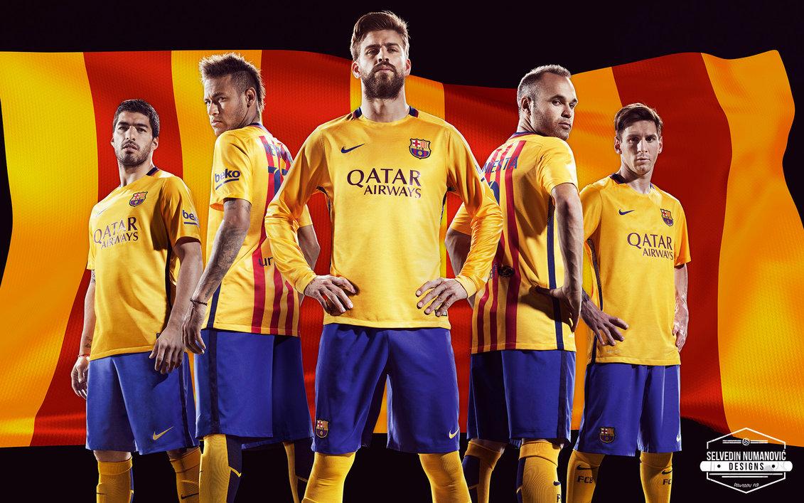 FC Barcelona 201516 HD WALLPAPER by SelvedinFCB 1131x707
