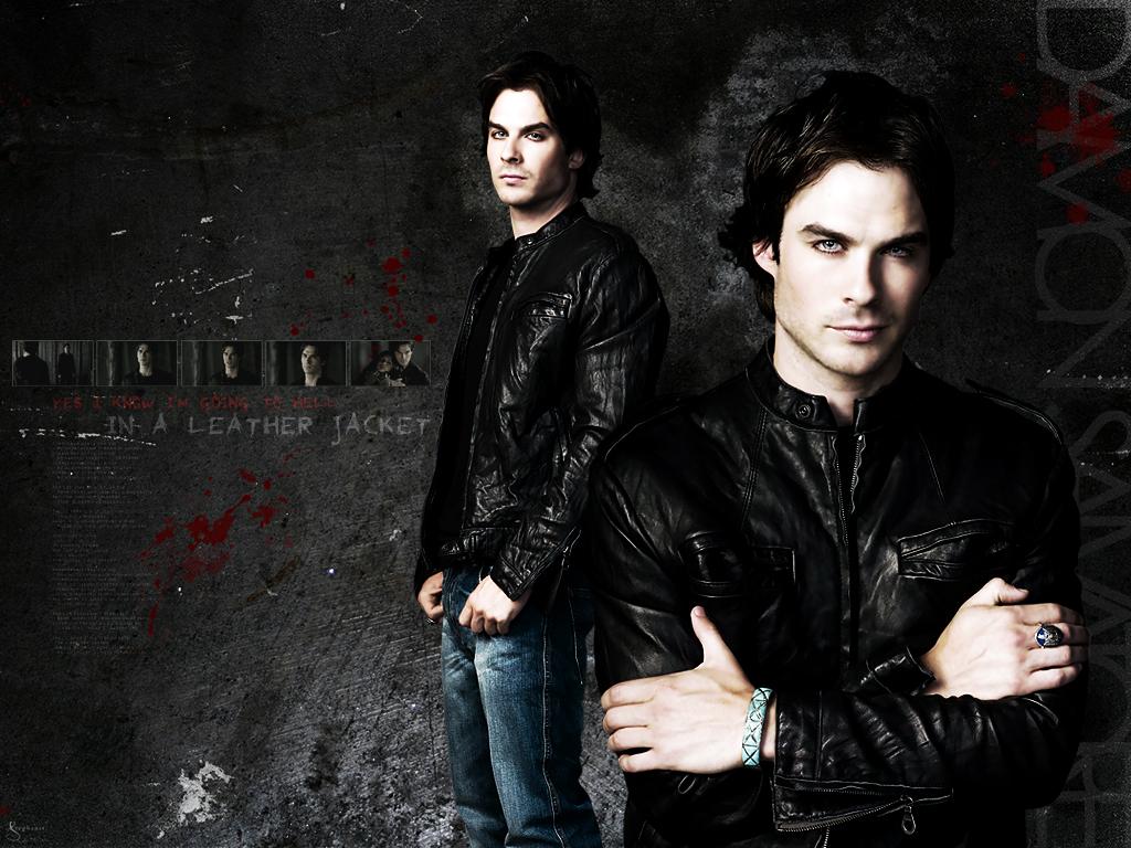 Damon Salvatore The Vampire Diaries Exclusive HD Wallpapers 1432 1024x768