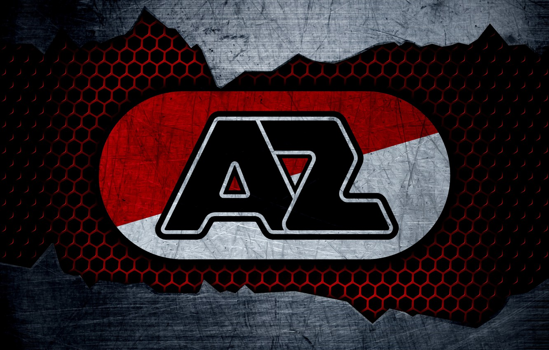 Wallpaper wallpaper sport logo football AZ Alkmaar images for 1332x850