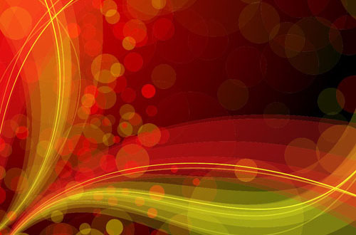 Collection Of Very Colorful Vector Backgrounds Designbeep 500x330