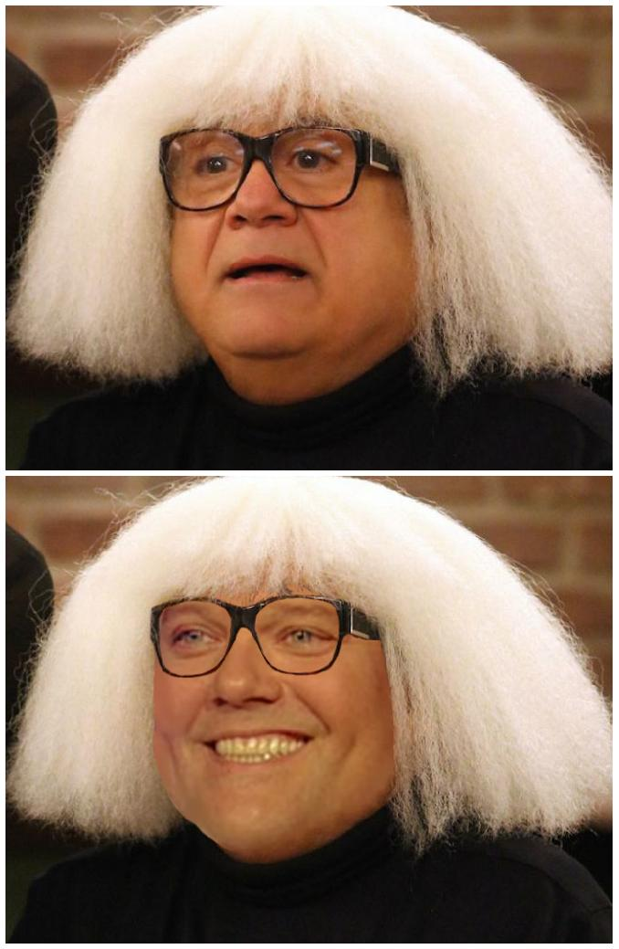I changed the background from Danny DeVito a little while back 678x1039