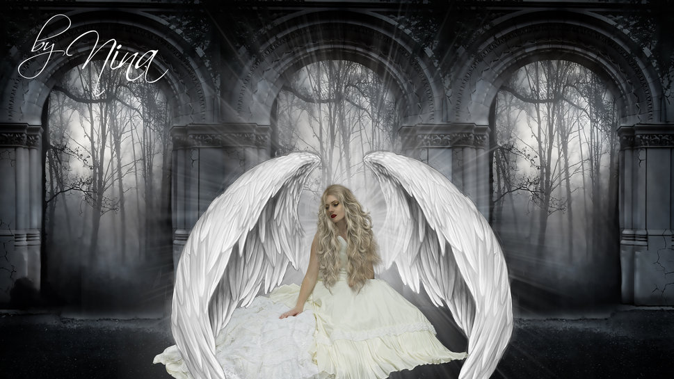 how to connect more with your guardian angel