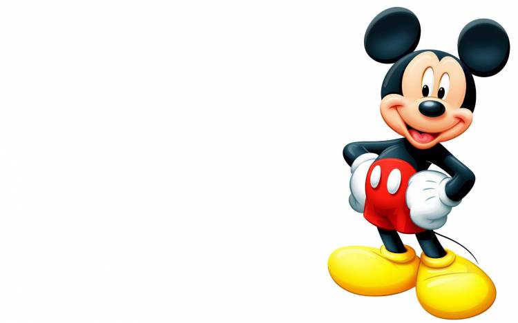 mickey mouse backgrounds  wallpapersafari, Powerpoint