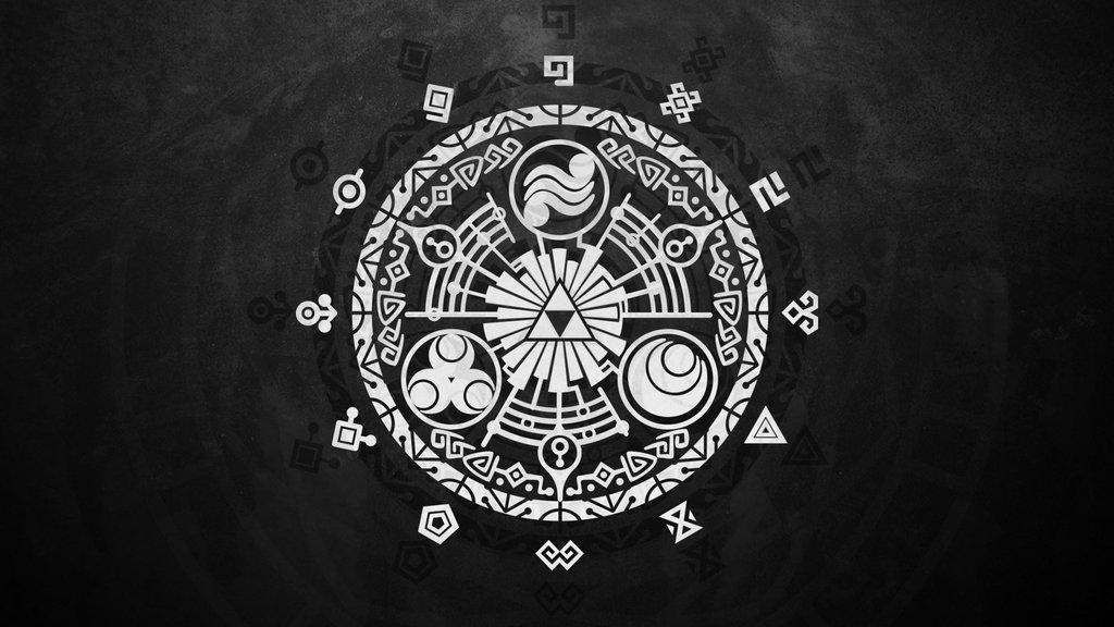 Zelda Skyward Sword   Gate Of Time Wallpaper HD by FairyTail666 on 1024x576