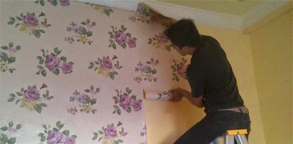 50 Cara Memasang Wallpaper Dinding On Wallpapersafari