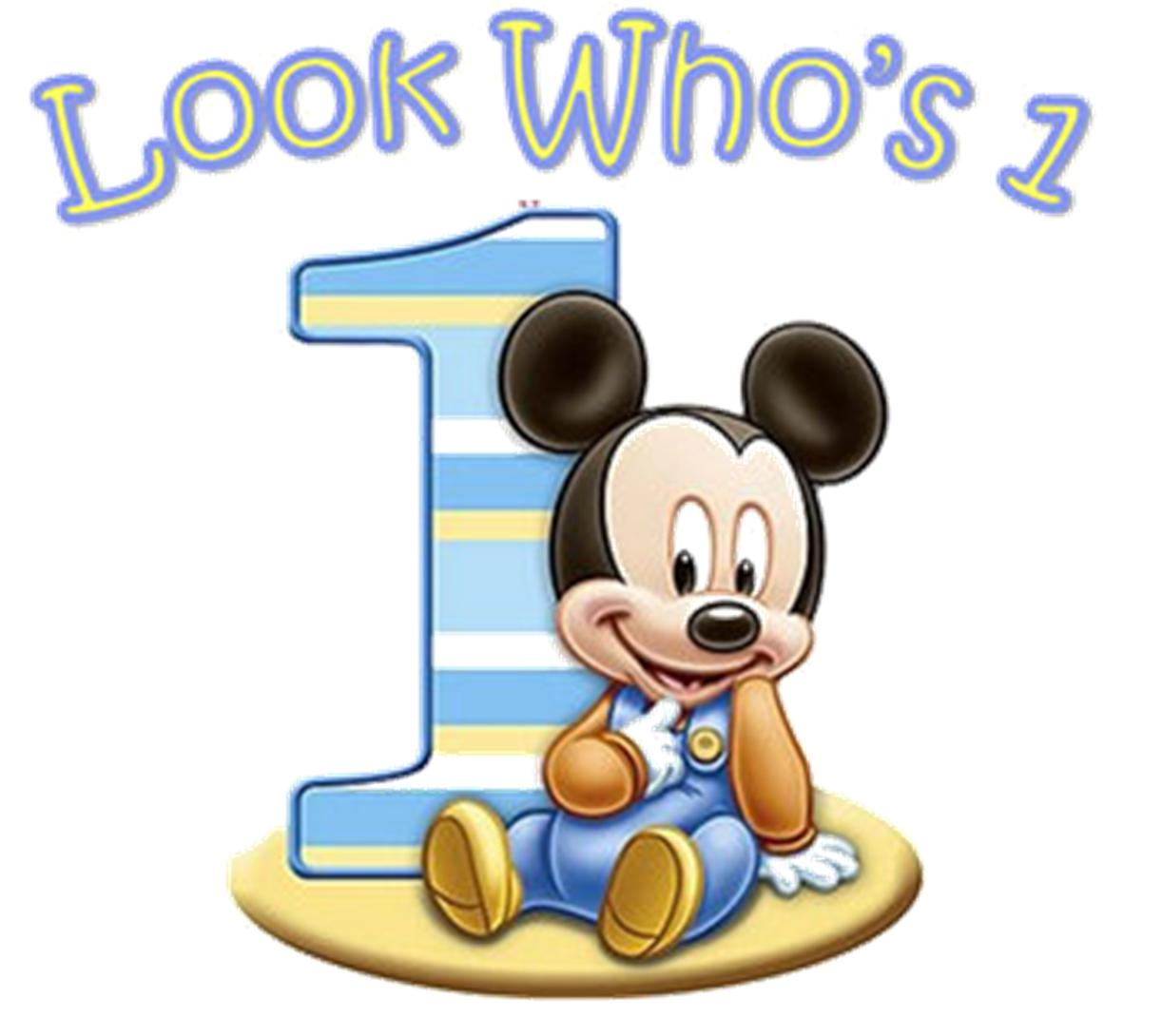 49 Mickey Mouse Birthday Wallpaper On Wallpapersafari