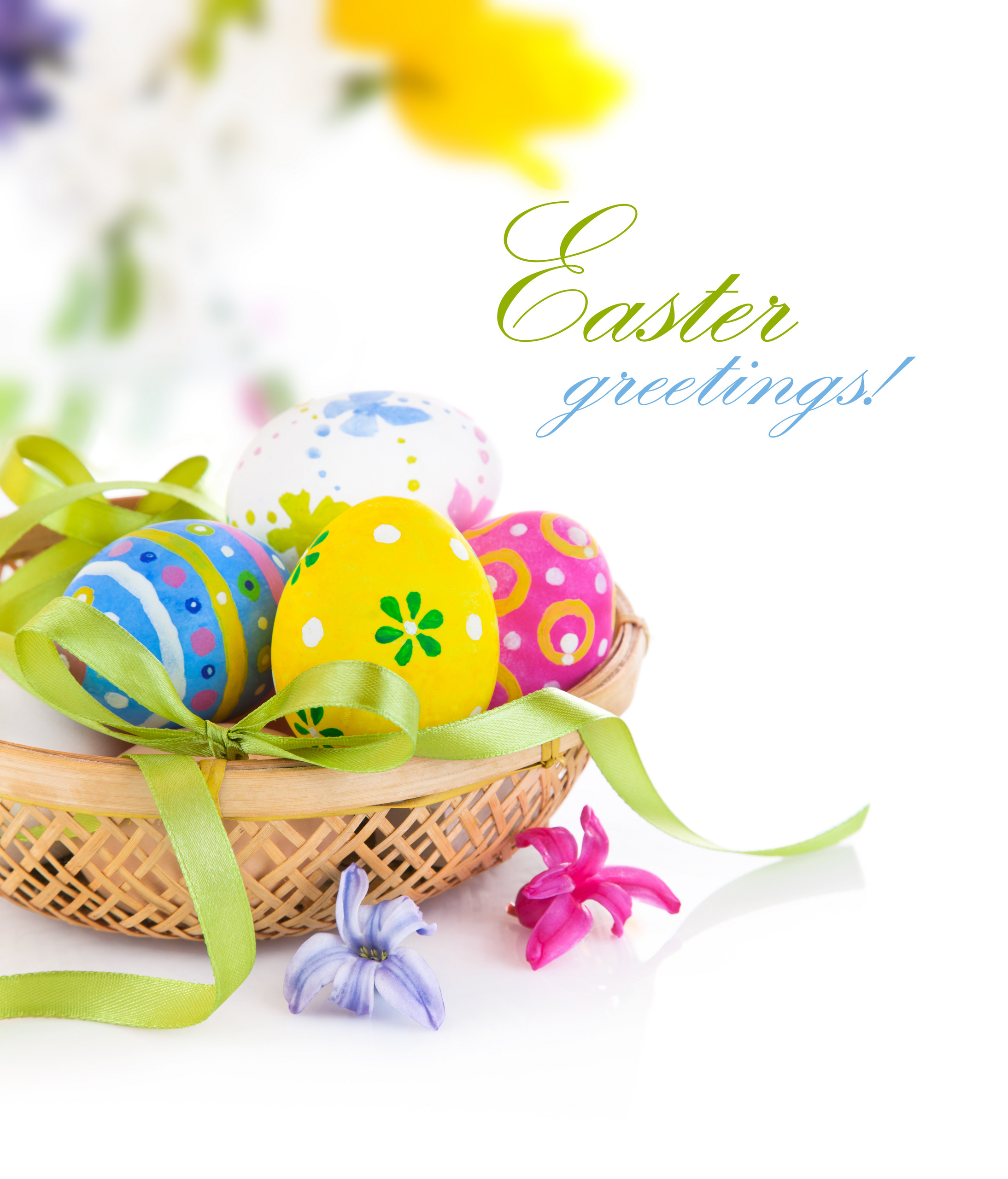 Easter images Easter greeting card HD wallpaper and background 2188x2560