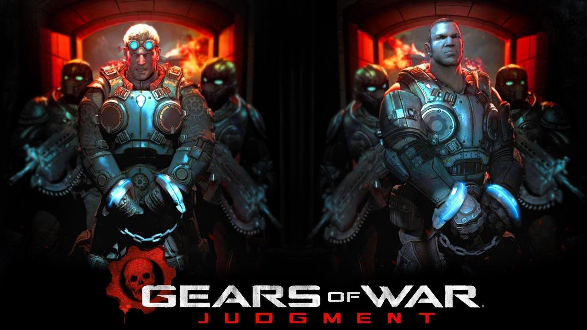 Gears Of War Judgment Wallpapers 1920x1080