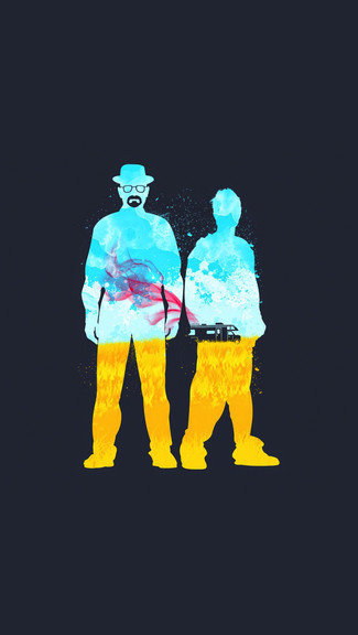 Breaking Bad iPhone Wallpaper - WallpaperSafari