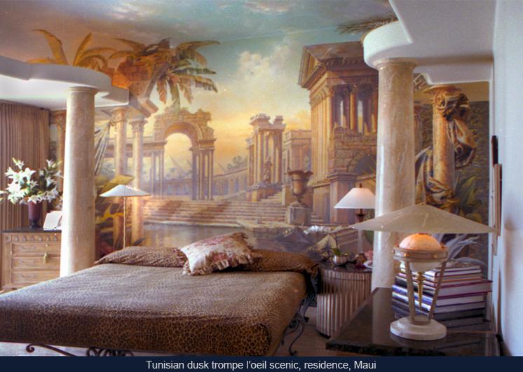 746x531px antique scenic wallpaper murals wallpapersafariwall murals muralists painters scenic artists trompe loeil 746x531