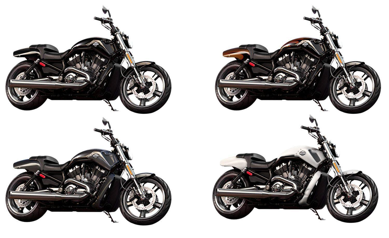 Harley Davidson V Rod Muscle Wallpapers 1500x917