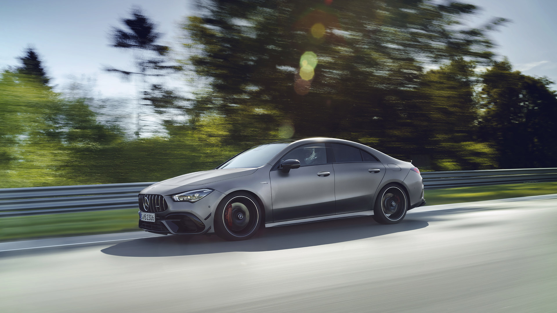 2020 Mercedes AMG CLA45 Wallpapers HD Images   WSupercars 1920x1080