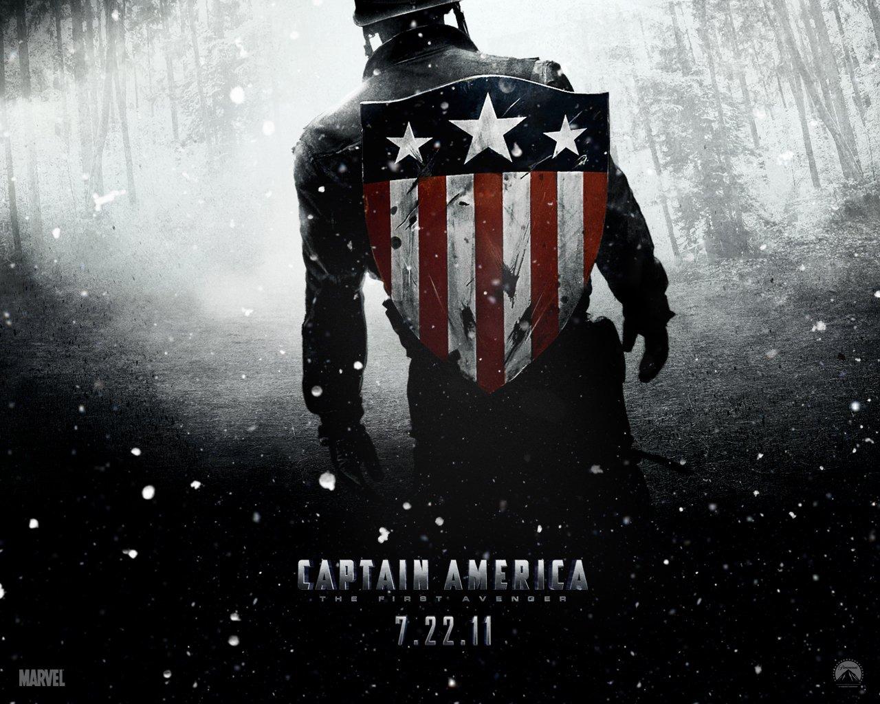 New Captain America Movie Stills and Wallpapers   Nerd Reactor 1280x1024