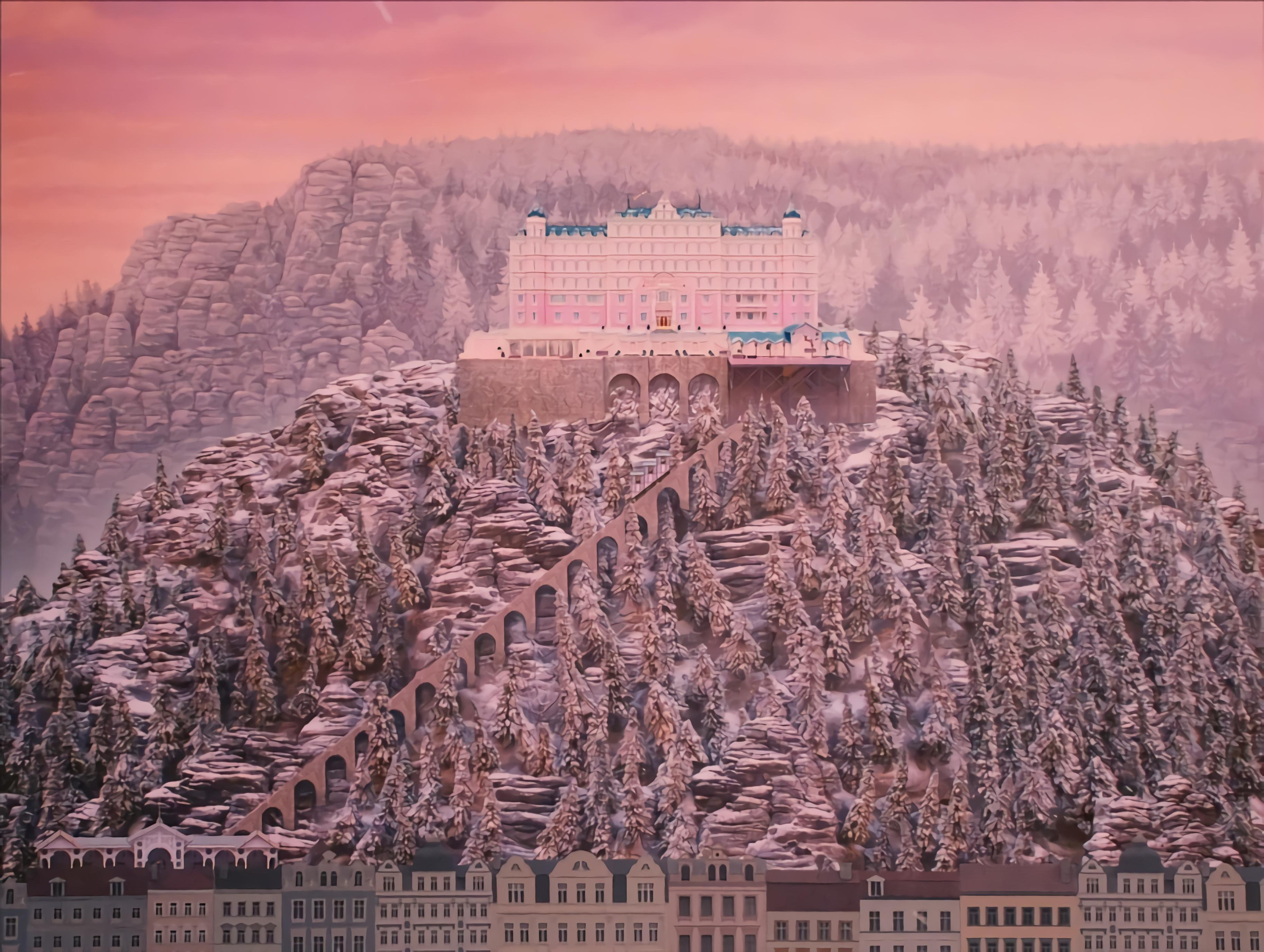 The Grand Budapest Hotel Full Hd Wallpaper And Background   Grand 3652x2752