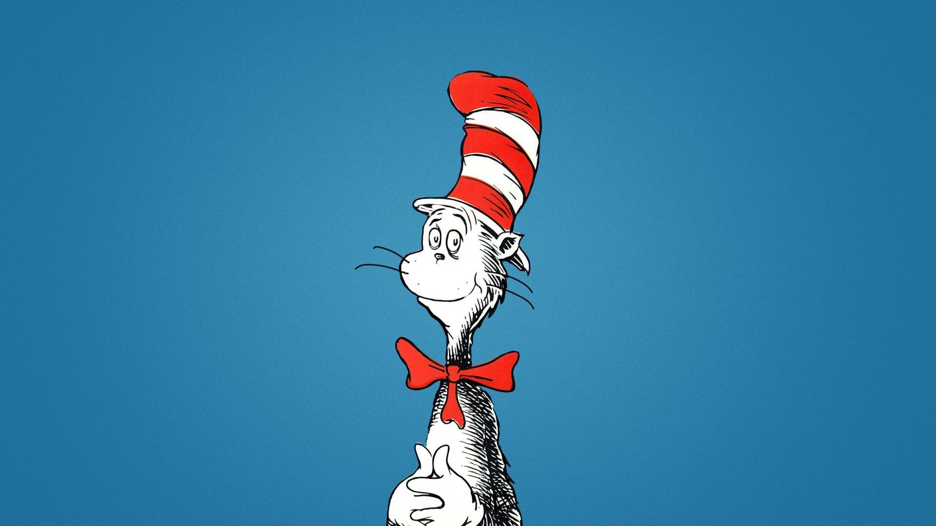 The Cat in the Hat Wallpaper 45133 1920x1080