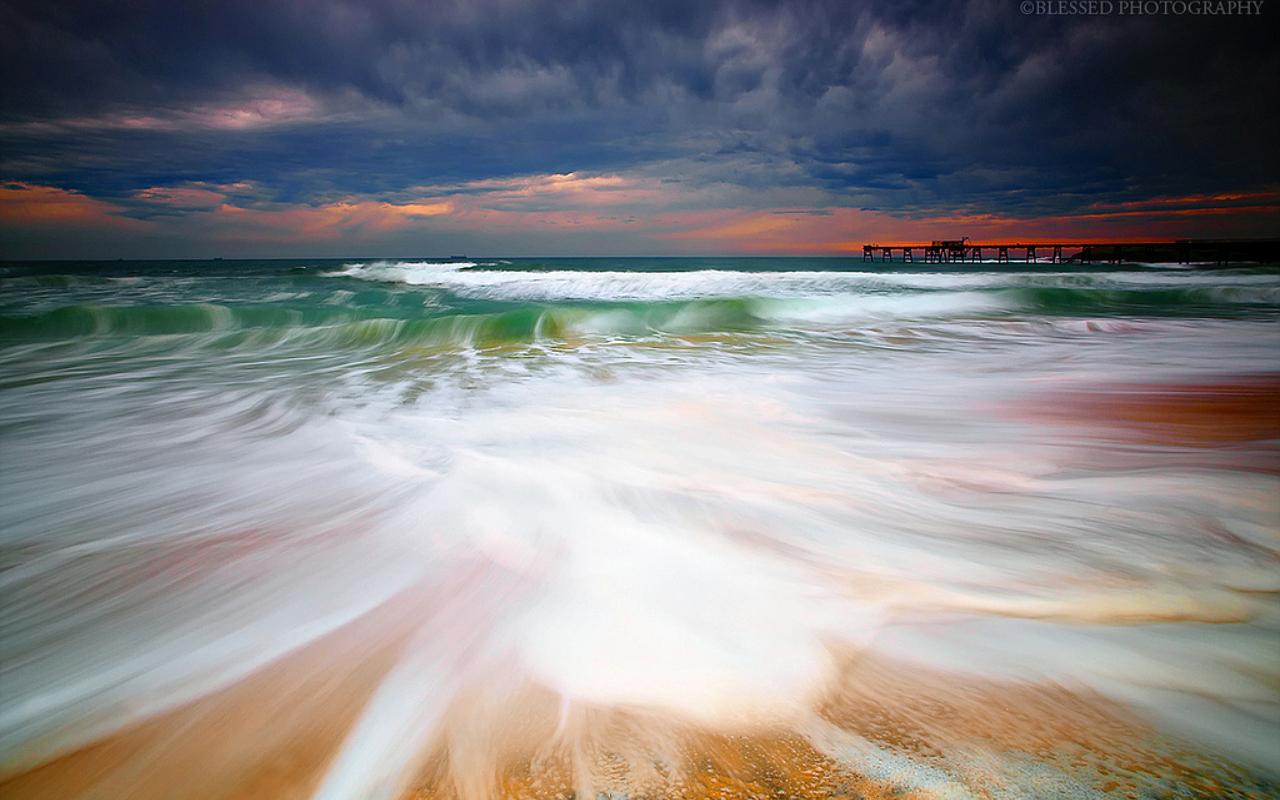 Ocean Views Wallpaper - WallpaperSafari