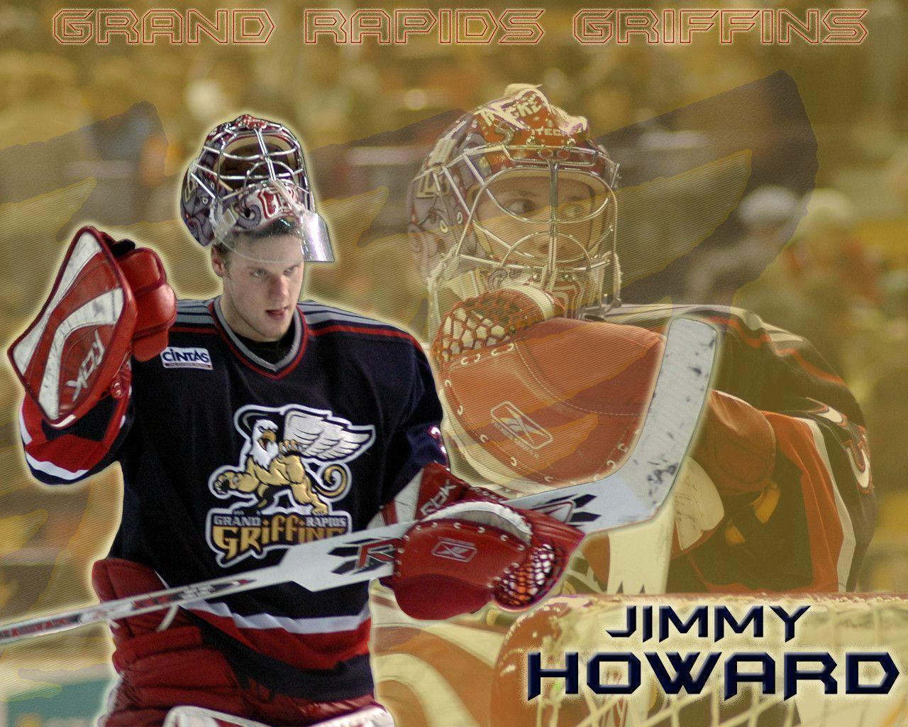 Jimmy Howard Wallpapers 1280x1024