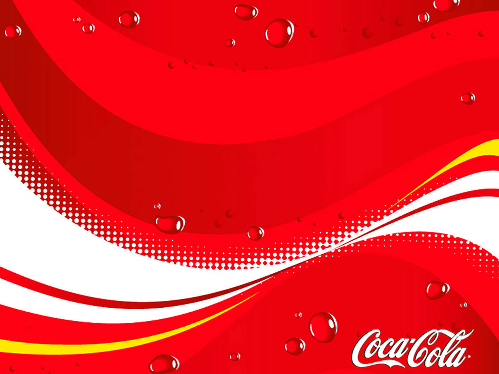 coca cola wallpaper for home - impremedia, Modern powerpoint