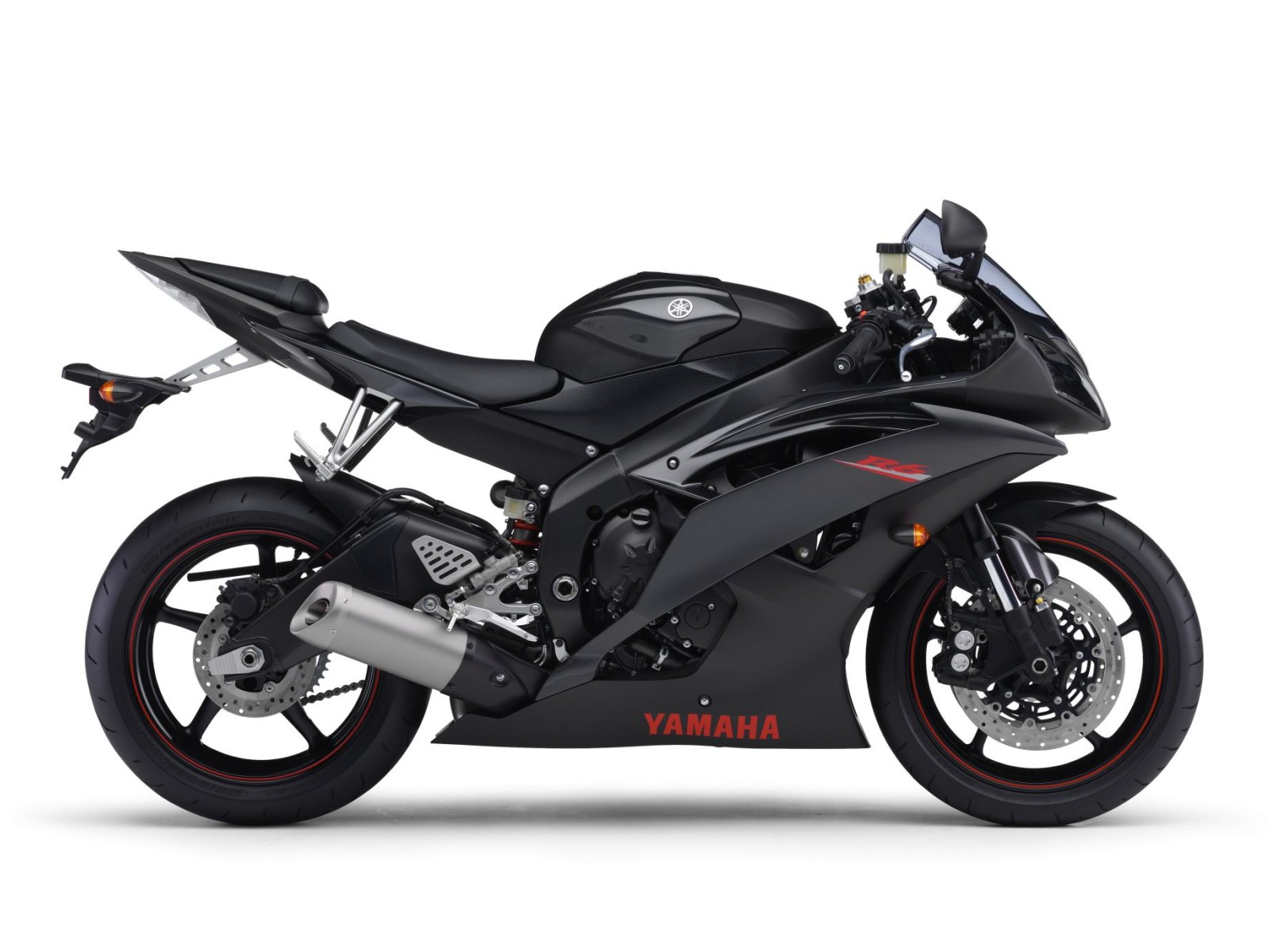 Black Yamaha R6 Wallpaper 7191 Hd Wallpapers in Bikes   Imagescicom 1600x1200