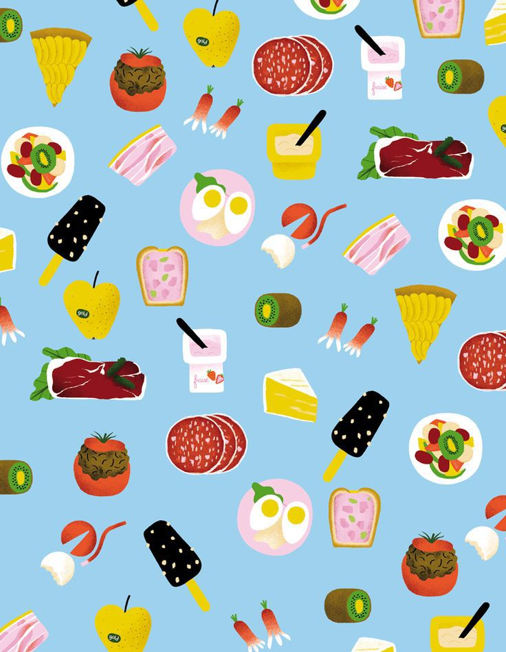 food emoji wallpaper with cute - photo #21