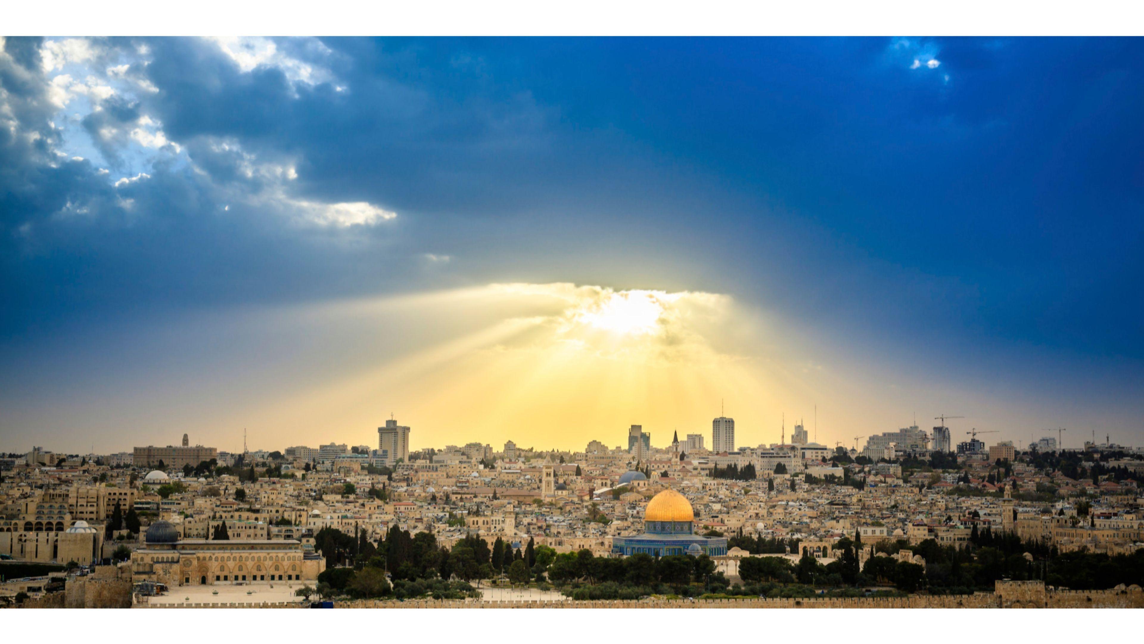 Jerusalem Wallpaper 21   3840 X 2160 stmednet 3840x2160