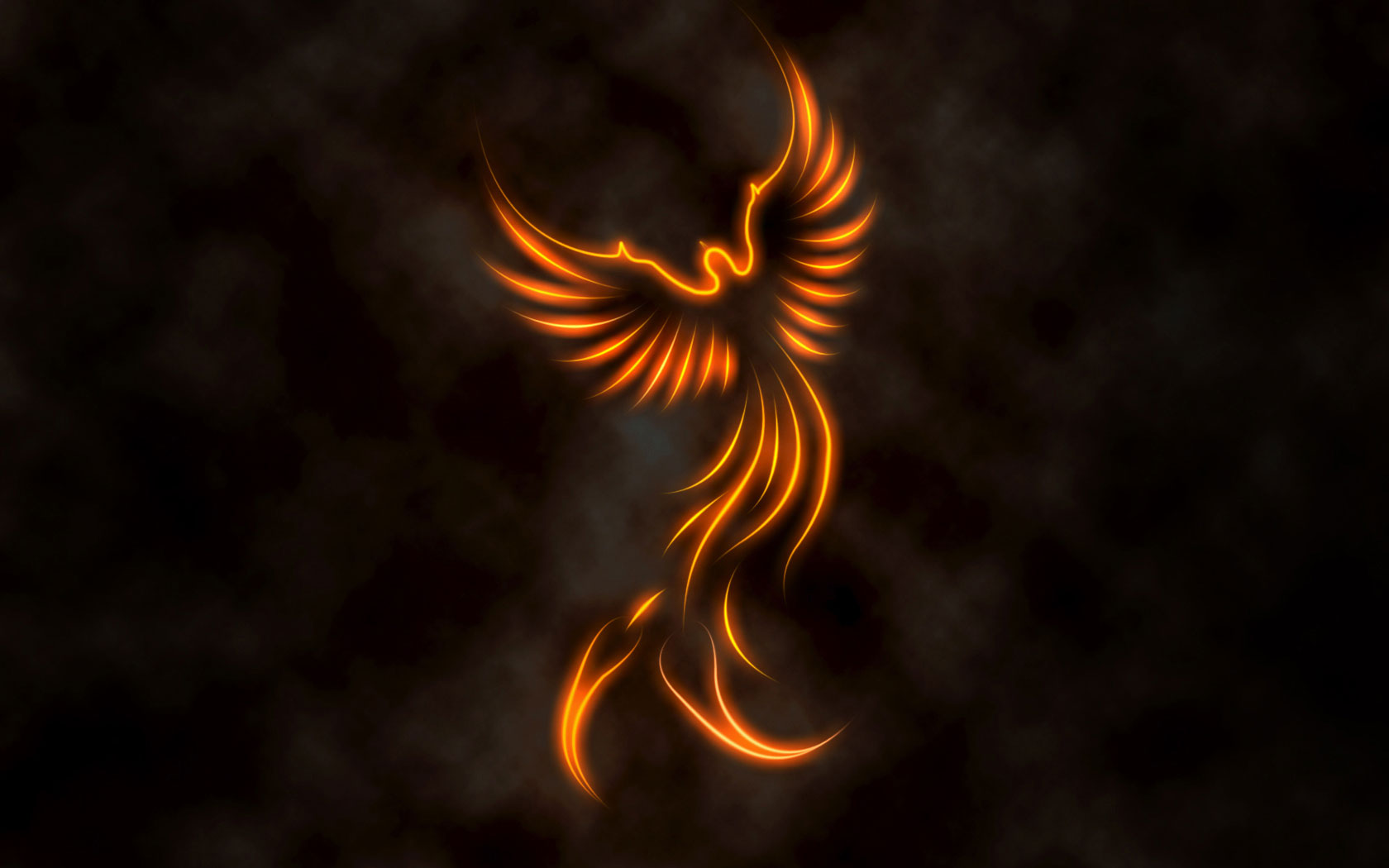 fire phoenix Wallpapers Hintergrnde 1680x1050 ID165420 1680x1050