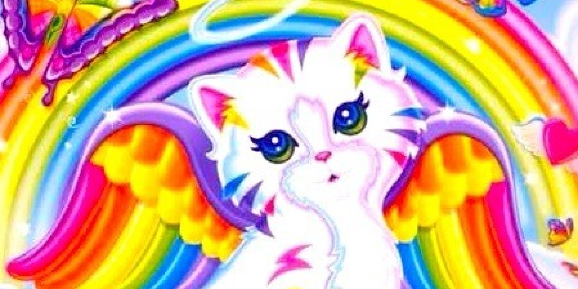 Feminist Lisa Frank Is Fighting The Patriarchy With Rainbow Kittens 2000x1000