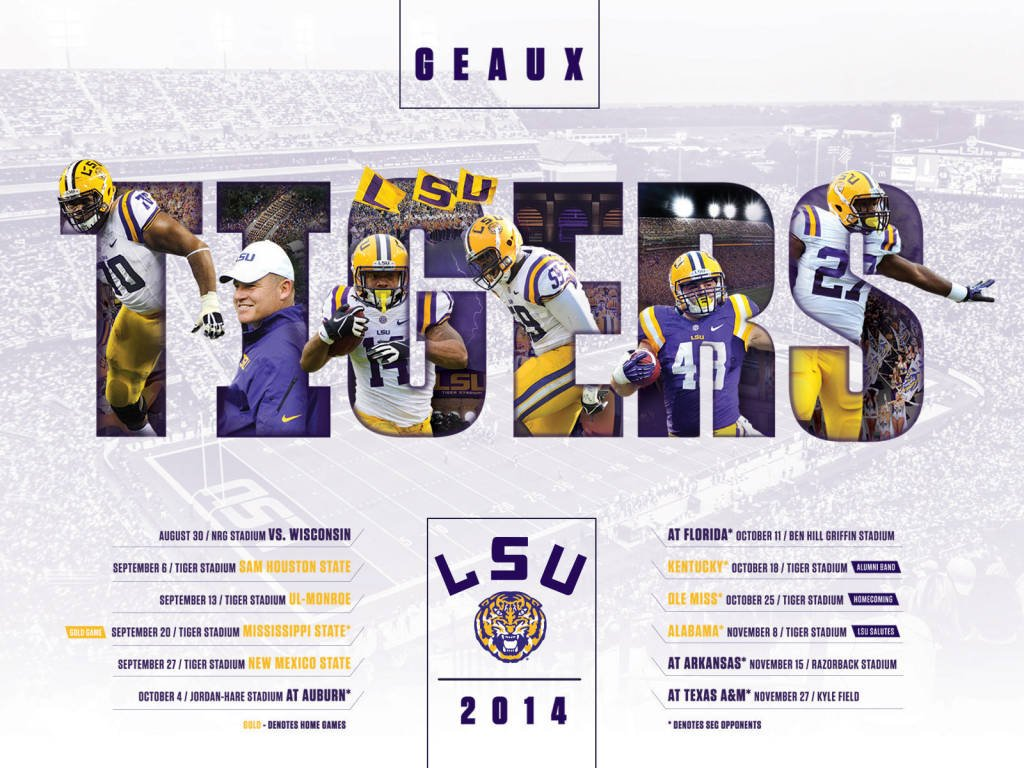 Wallpapers   LSUsportsnet   The Official Web Site of LSU Tigers 1024x768