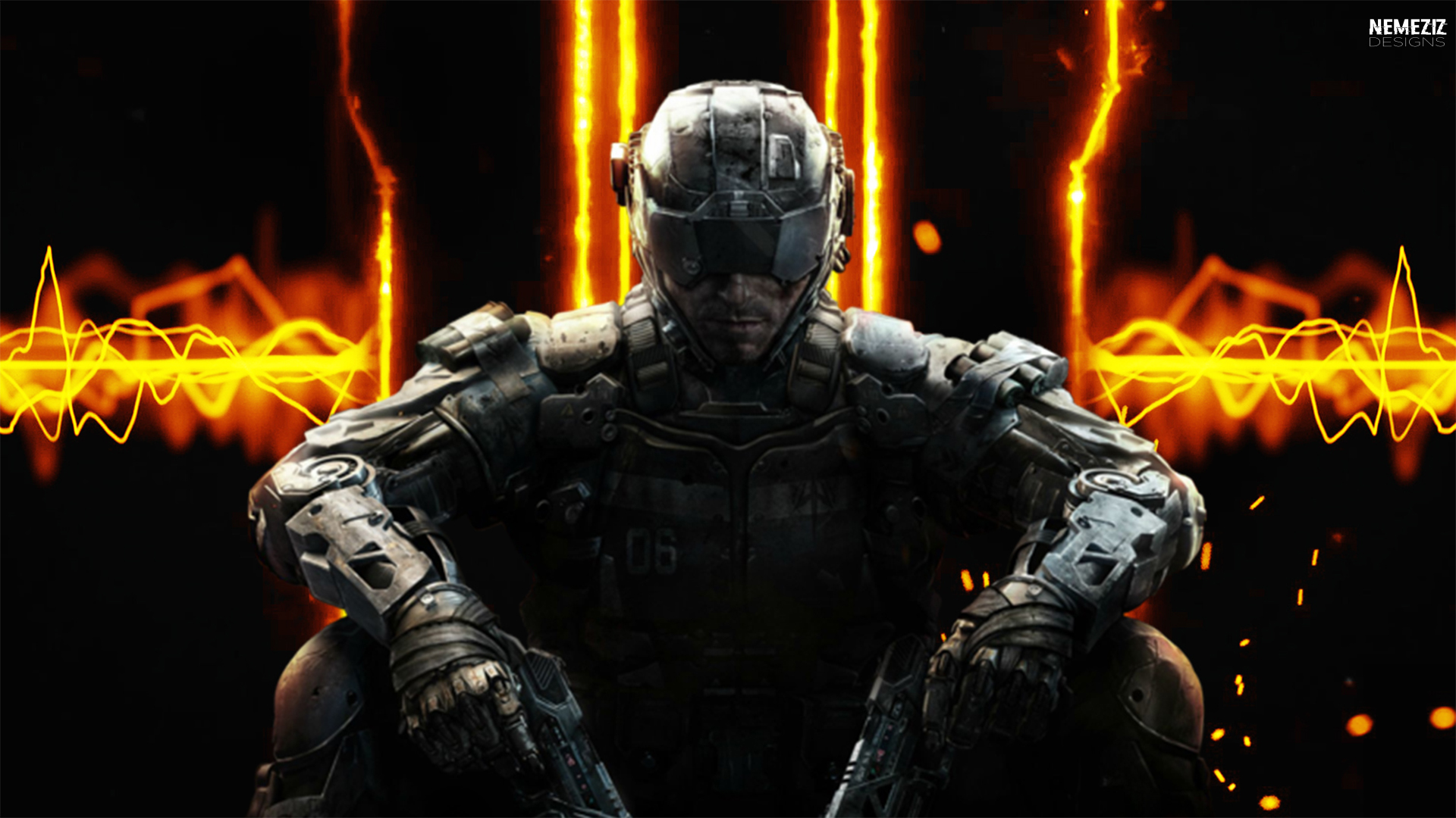 50 Black Ops 3 Wallpaper 1080p On Wallpapersafari