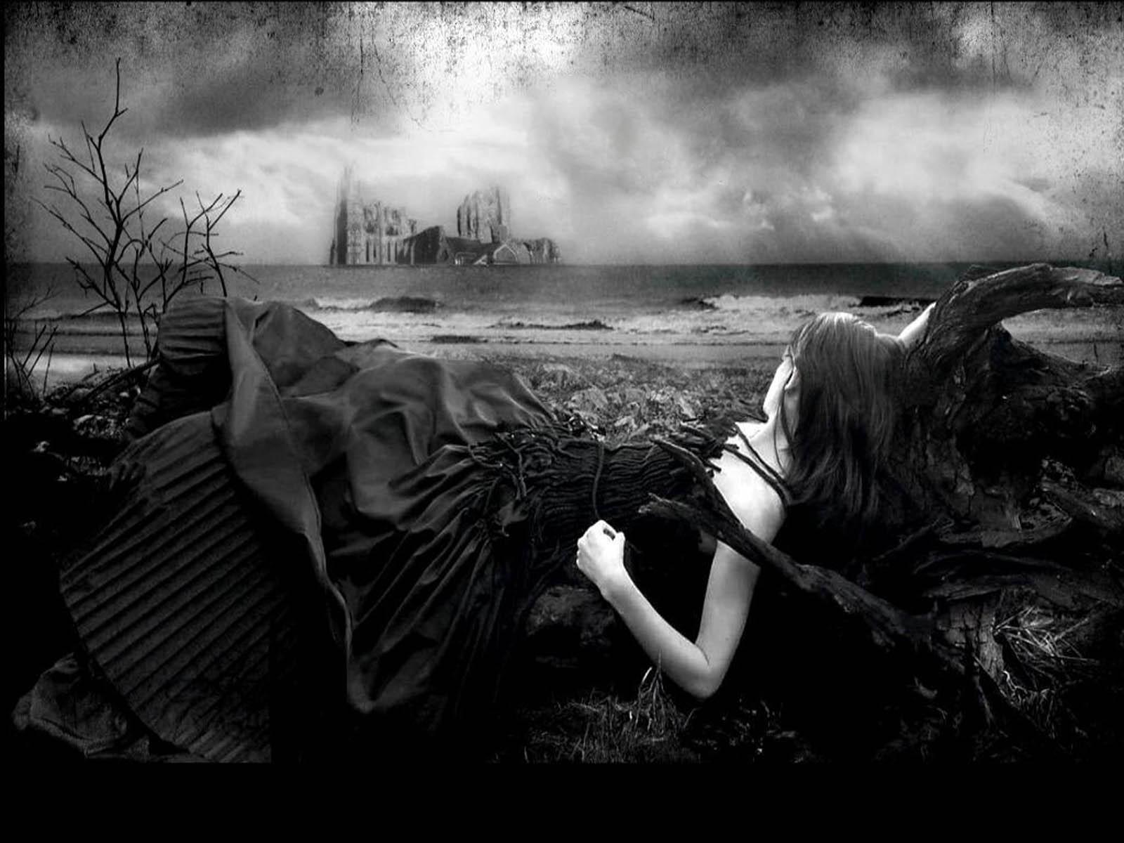 Free Download The Dark Gothic Wallpapers Dark Gothic Desktop