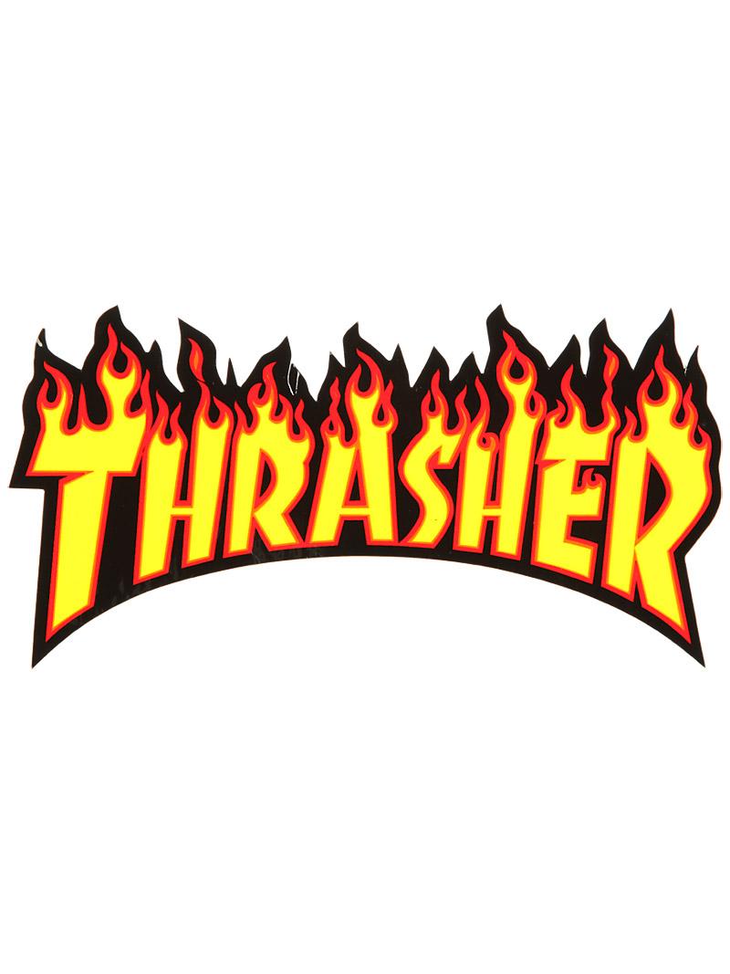 Thrasher Magazine Logo Thrasher flame logo medium 800x1067