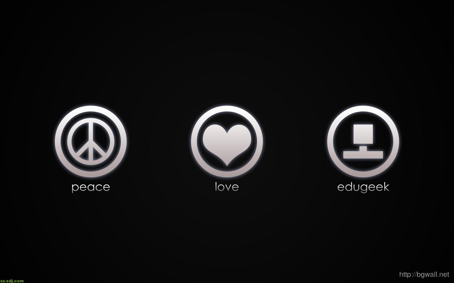 Background Images Wallpaper Black Peace Wallpaper Widescreen Download 1920x1200