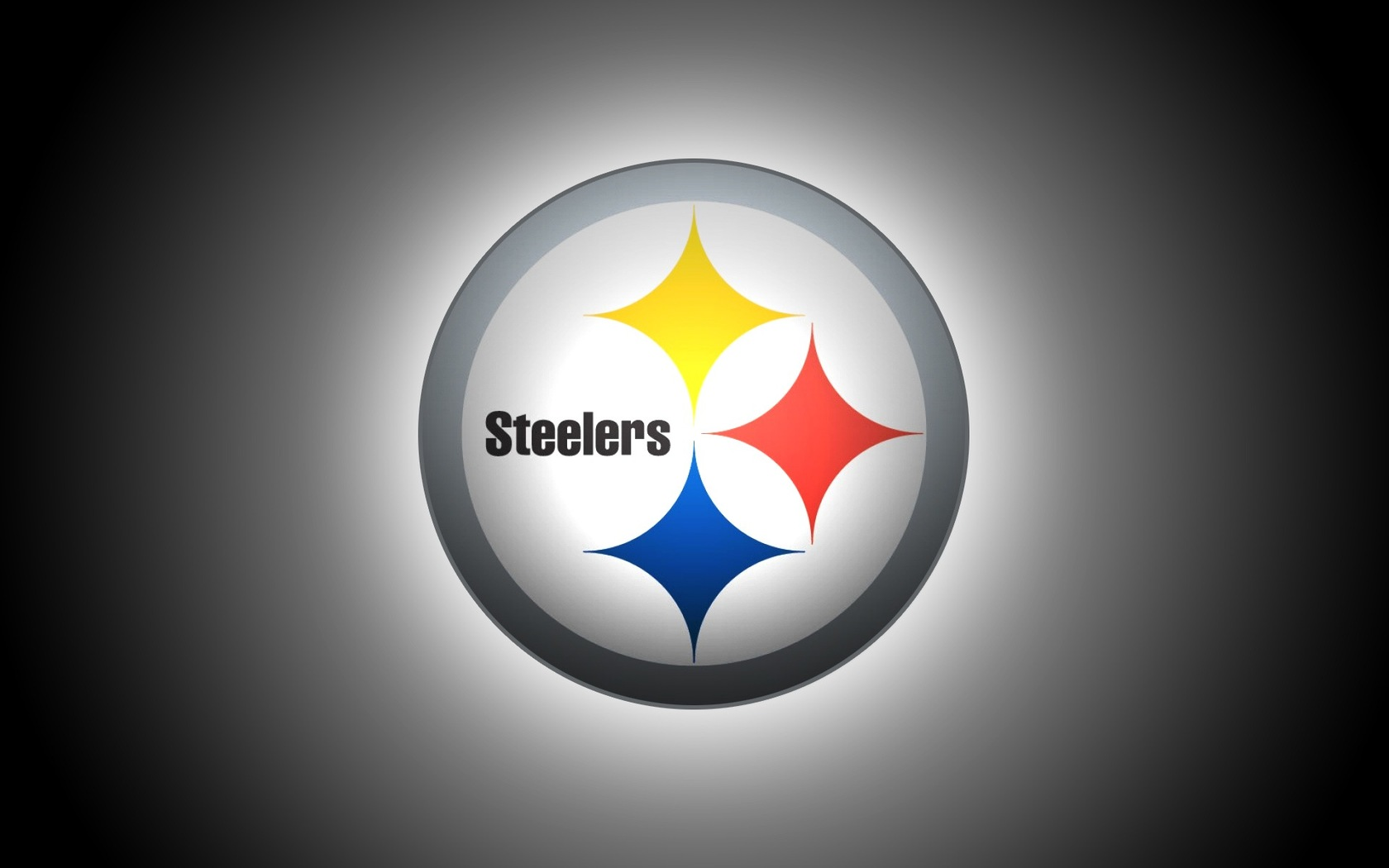 Pittsburgh Steelers logo wallpaper 18509 1680x1050