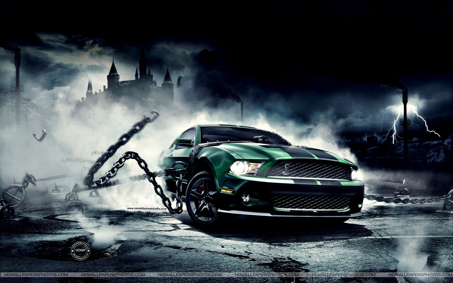 Mustang GT DesktopHD WallpapersImagesPictures 1920x1200