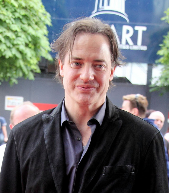 Brendan fraser wallpapers wallpapersafari - Brendan fraser bald ...