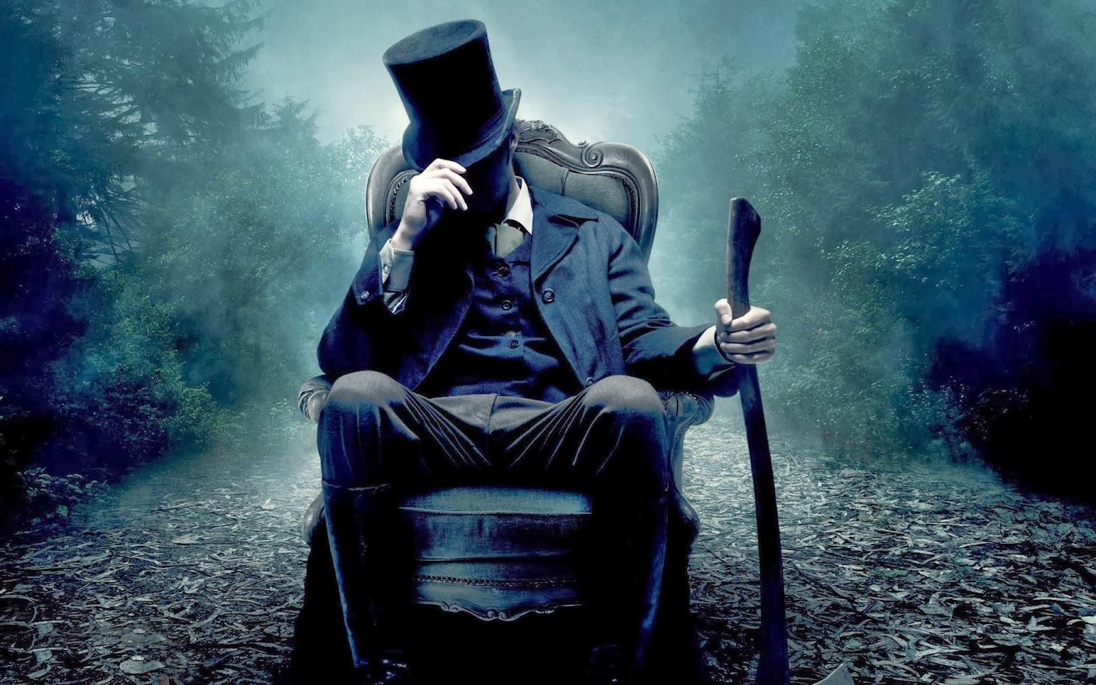 Abraham Lincoln Vampire hunter 1600x1000