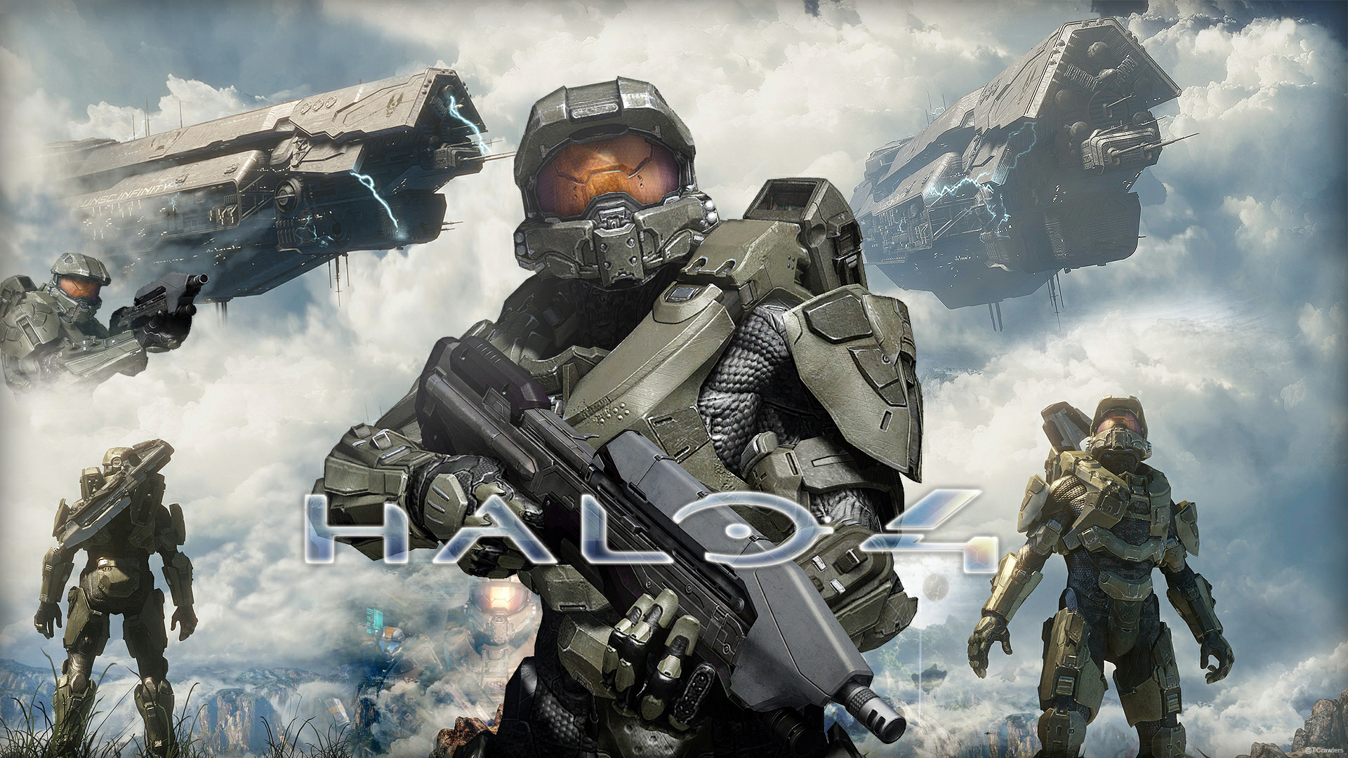 48+ 1080P Halo Wallpaper on WallpaperSafari